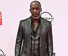 Michael K. Williams on the red carpet at the 2021 BET Awards