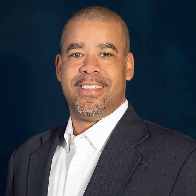 Joe Handy is the president and CEO of the National Black MBA Association. Photo provided by Meredith LeJeune