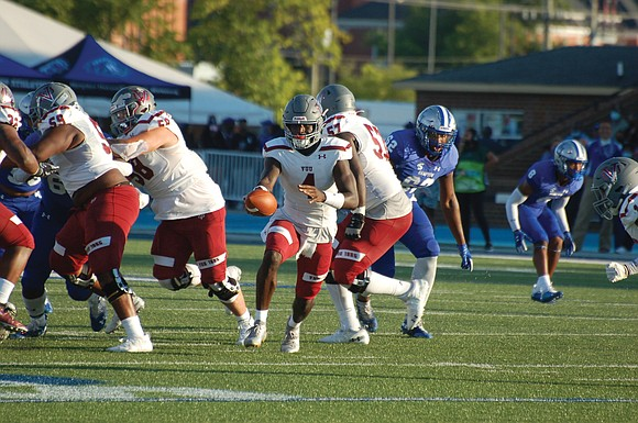 Virginia Union University will play its first game on Willie Lanier Field at Hovey Stadium on Saturday, Sept. 11, and ...