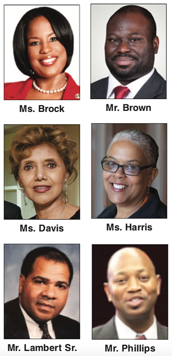 Six people who have made lasting impacts within their com- munities and on Virginia Union University will be honored at ...