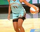 Betnijah Laney and the Liberty wrap up the WNBA regular season tomorrowat the Barclays Center hosting the Washington Mystics