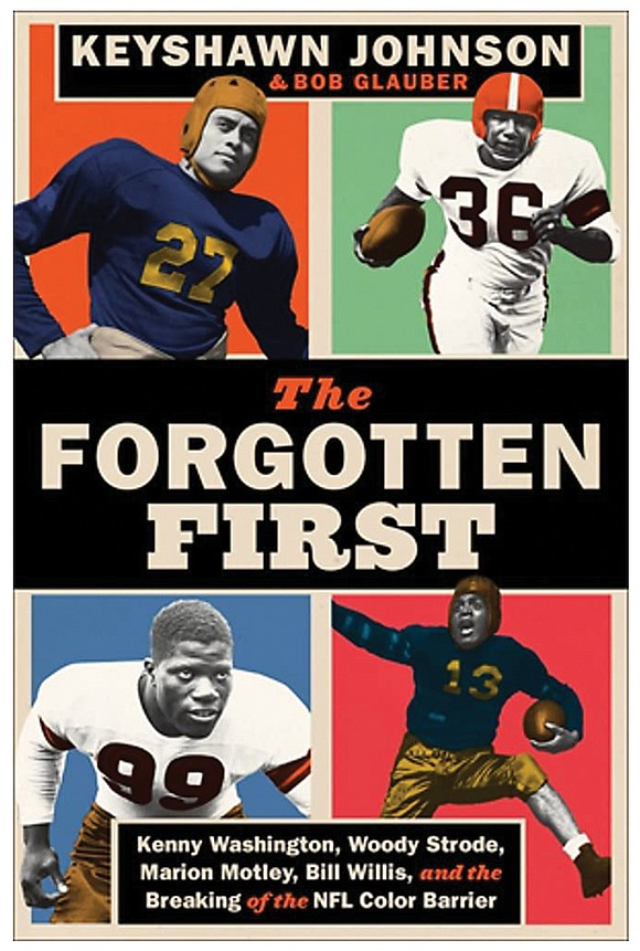 In this era of racial reckoning, it's not only appropriate but significant that the stories of NFL trailblazers be told.