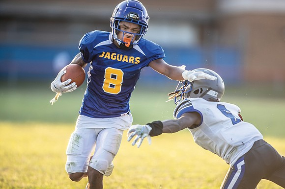 A change of nickname and change of uniforms may have helped change the luck of Armstrong High School's football team—at ...