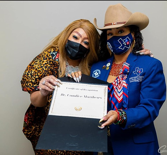 Did you know it was National Literacy Month? This month, Dr. Candice Matthews celebrated her Grand Opening of The Dr. ...
