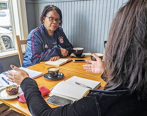 Parent finds solace among other parents through POIC + Rosemary Anderson High School's Community Healing Initiative