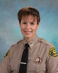 A Los Angeles County Sheriff's Department captain announced her bid this week to replace ...