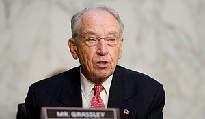 Sen. Chuck Grassley (R-IA) announced on Friday that he will run for reelection next year. Mandatory Credit:Susan Walsh/Pool/Getty Images