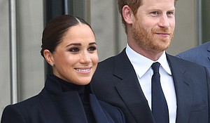 Prince Harry and Meghan, The Duke and Duchess of Sussex