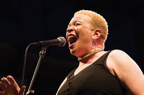 LaRhonda Steele, First Lady of Portland Blues