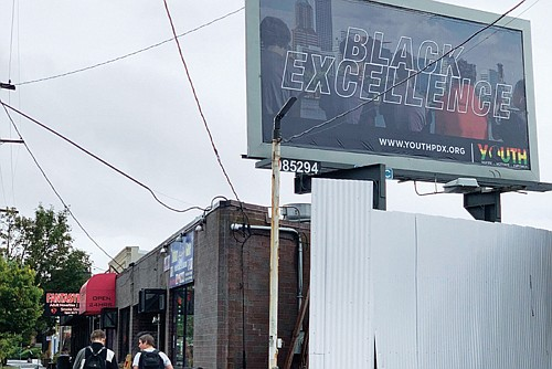In a counter-response to the school-to-prison pipeline epidemic that is evident in Oregon and across the nation, 16 billboards are ...