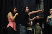 Behind the scenes look of SONG OF SOLOMON, a new musical created by Andrew Beall and Neil Van Leeuwen and directed by Broadway's Luis Salgado.
