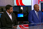 """On the heels of a meeting with President-elect Donald Trump, legendary NFL superstar Jim Brown tells Brooke Baldwin he has """"my admiration"""""""