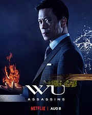 Byron Mann and Tzi Ma Star of Wu Assassins/Photos courtesy of Netflix