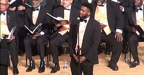 The 10th Anniversary Fall Concert of the The Community Concert Choir of Baltimore, Inc.
