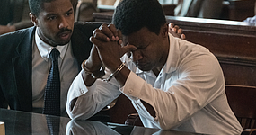 """JUST MERCY In theaters this December.  https://www.justmercyfilm.com/  https://www.facebook.com/JustMercyFilm/  https://www.instagram.com/justmercyfilm/  https://twitter.com/JustMercyFilm     Michael B. Jordan (""""Black Panther,"""" """"Creed,"""" """"Creed II"""") and Oscar winners Jamie Foxx (""""Ray,"""" """"Baby Driver,"""" """"Django: Unchained"""") and Brie Larson (""""Room,"""" """"The Glass Castle,"""" """"Captain Marvel"""") star in """"Just Mercy,"""" an inspiring drama that brings one of the most important stories of our time to the big screen.  Award-winning filmmaker Destin Daniel Cretton (""""The Glass Castle,"""" """"Short Term 12"""") directed the film from a screenplay he co-wrote, based on the award-winning nonfiction bestseller by Bryan Stevenson.  A powerful and thought-provoking true story, """"Just Mercy"""" follows young lawyer Bryan Stevenson (Jordan) and his history-making battle for justice. After graduating from Harvard, Bryan had his pick of lucrative jobs. Instead, he heads to Alabama to defend those wrongly condemned or who were not afforded proper representation, with the support of local advocate Eva Ansley (Larson). One of his first, and most incendiary, cases is that of Walter McMillian (Foxx), who, in 1987, was sentenced to die for the notorious murder of an 18-year-old girl, despite a preponderance of evidence proving his innocence and the fact that the only testimony against him came from a criminal with a motive to lie. In the years that follow, Bryan becomes embroiled in a labyrinth of legal and political maneuverings and overt and unabashed racism as he fights for Walter, and others like him, with the odds—and the system—stacked against them.  The main cast also includes Rob Morgan (""""Mudbound"""") as Herbert Richardson, a fellow prisoner who also sits on death row awaiting his fate; Tim Blake Nelson (""""Wormwood"""") as Ralph Myers, whose pivotal testimony against Walter McMillian is called into question; Rafe Spall as Tommy Chapman, the DA who is fighting to uphold Walter's conviction and sentence; and O'Shea"""