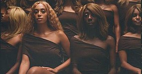 "You're watching the extended director's cut of Solange's interdisciplinary performance art film ""When I Get Home.""