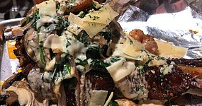 The Turkey Leg Hut (TLH) is expanding their menu with the launch of a new Florentine Turkey Leg on Friday, June 26, 2020!