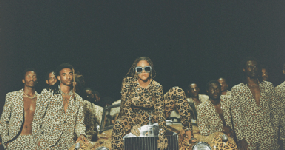 """This visual album from Beyoncé reimagines the lessons of  The Lion King for today's young kings and queens in search of their own crowns. The film was in production for one year with a cast and crew that represent diversity and connectivity.  The film is based on the music of """"The Lion King: The Gift,"""" released last year in conjunction with the Disney pic, and stars the album's featured artists and some special guest appearances.  The  album features Childish Gambino, Kendrick Lamar, Pharrell, 070 Shake, Tierra Whack, Jay-Z, Blue Ivy Carter and Jessie Reyez, as well as African artists including Wizkid, Shatta Wale, Burna Boy, Mr Eazi, Tiwa Savage, Tekno, Yemi Alade, Busiswa and Salatiel.  (Photo credit: Travis Matthews)"""