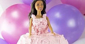 Make your Princess Her Very on Cake