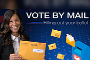 In this video, Will County Clerk Lauren Staley Ferry explains how Vote-By-Mail works in Will County.