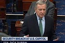 U.S. Sen. Dick Durbin (D-Ill) was one of many members of congress to condemn the attacks early Wednesday on the Capitol building in Washington. The violent attacks from Trump supporters on the Capitol happened just as the Congress had started to certify the Electoral College votes of President-elect Joe Biden. House and Senate members resumed their business late Wednesday night and continued to certify the Electoral College votes solidifying the election of President-elect Biden very  Thursday morning.