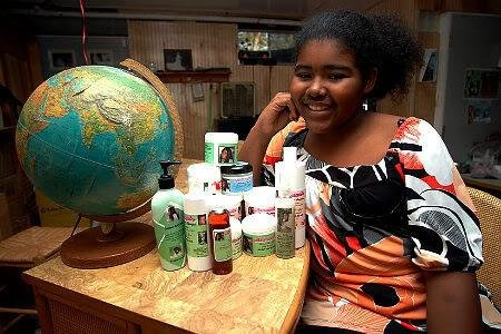 Fourteen-year-old entrepreneur Leanna Archer from Long Island amazes the world with her ambition and fight...