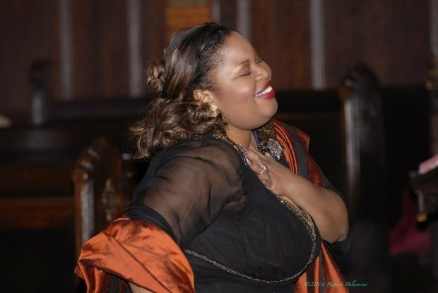 A grand night with Opera Noire