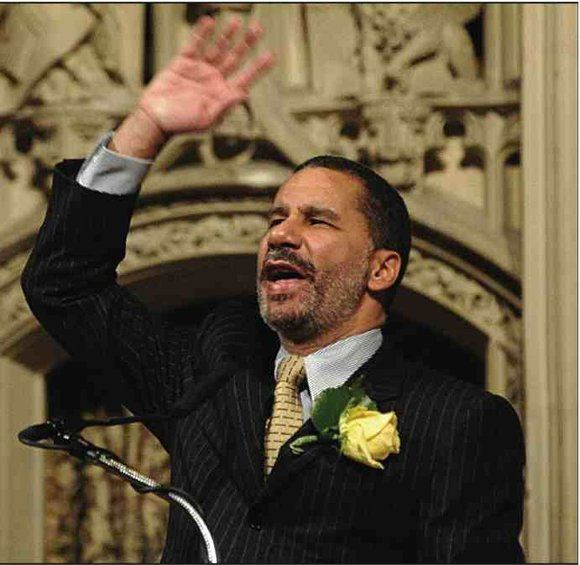 Former New York State Gov. David Paterson was tapped to become the new chair of New York State's Democratic Party.