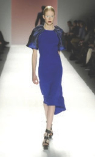 Growing up in the Indian state of Orissa, Bibhu Mohapatra's fall 2012 collection was inspired...