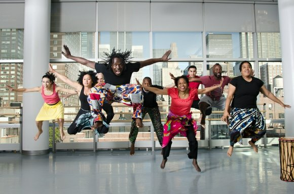 Have you ever sat in the audience at an Alvin Ailey American Dance Theater performance during the magnificent dance company's ...