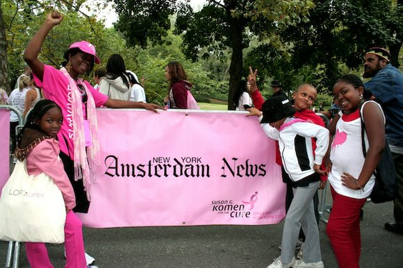 Along with thousands other, the Amsterdam News team is getting ready for the 21st annual...