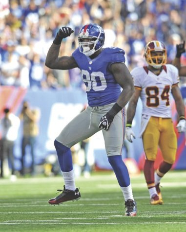 The Giants slew a mighty mental dragon by defeating the Green Bay Packers 38-10 on...