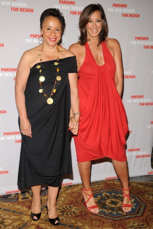 Parsons the New School for Design will honor Sheila C. Johnson and Donna Karan at...