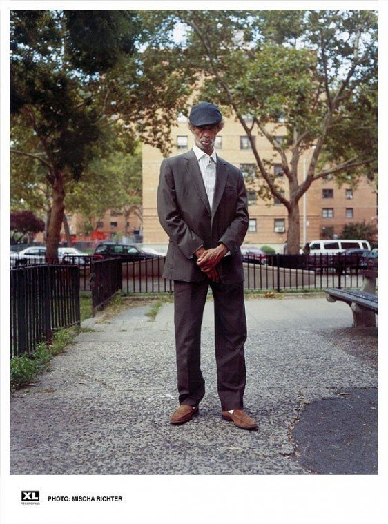 In January 2008 the late Gil Scott-Heron was featured in the New York Amsterdam News...