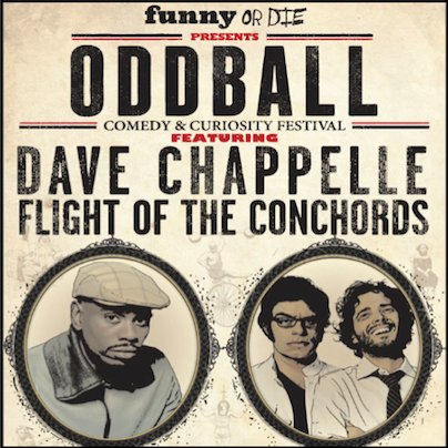 On Monday, June 17th the comedy-centered website FunnyorDie.com announced that comedian, Dave Chappelle will be...