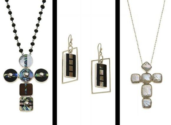 In a design lane of her own, New York's award-winning jewelry designer Sandy Baker always...