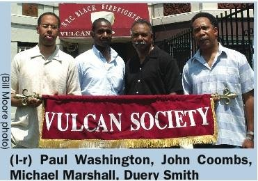 The Vulcan Society, a fraternal organization of Black firefighters, has successfully won a leg in...