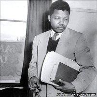 Nelson Mandela, was born Rolihlahla Mandela on July 18, 1918