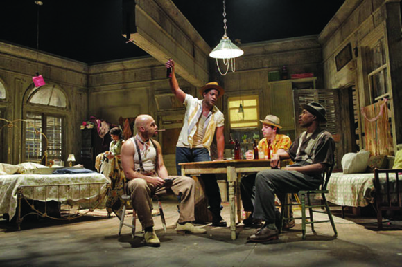 2012 was a year that saw African-Americans cast in all types of productions, from pivotal...