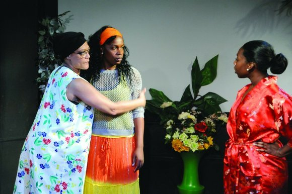 """""""Not About Eve"""" is about more than just three Jamaican women from three generations of..."""