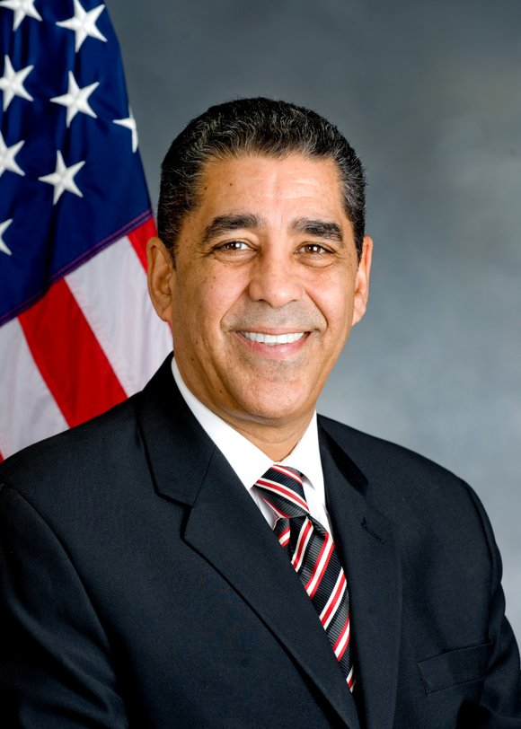 U.S. Congressman Adriano Espaillat recently honored the two men who had his congressional seat before him for Black History Month: ...