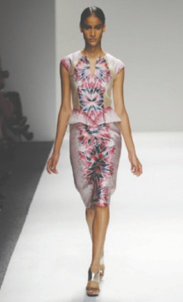 Growing up in the Indian state of Orissa, Bibhu Mohapatra's love for sumptuous Indian fabrics,...