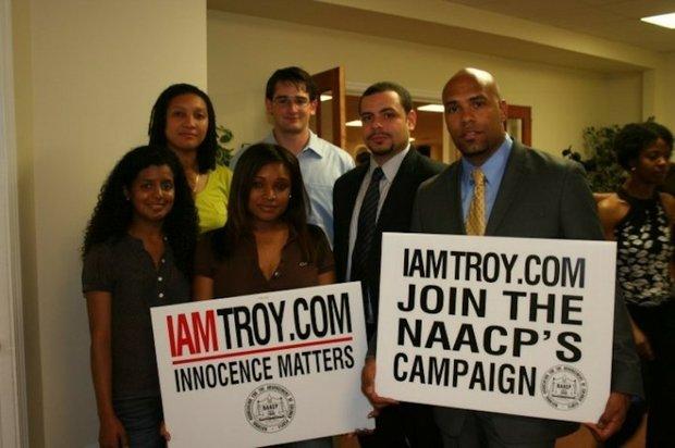Troy Davis: Stop the execution!