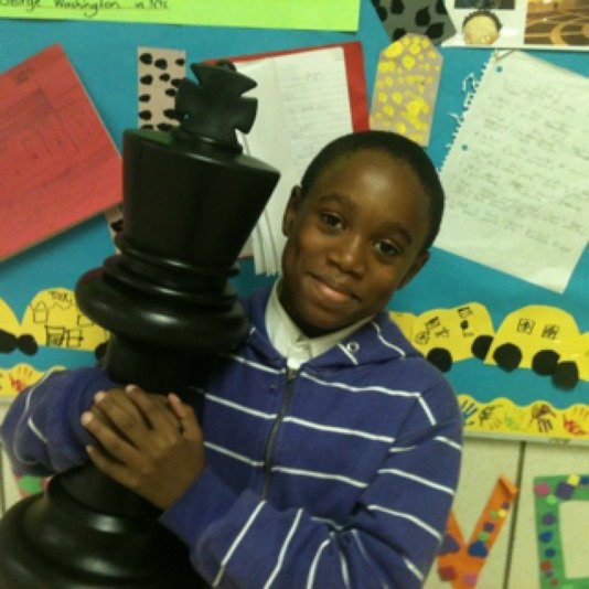 The students of P.S. 36 have changed their lives just by playing games--chess games. Last...