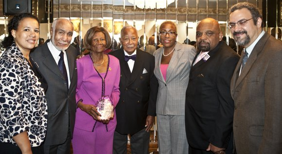 """The Amsterdam News and Bill Lynch Associates hosted the second """"Tying Communities Together: A Celebration..."""