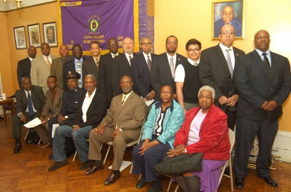 Kappa Omicron held its fourth food pantry ceremony on Saturday, April 21 at Kappa Omicron...