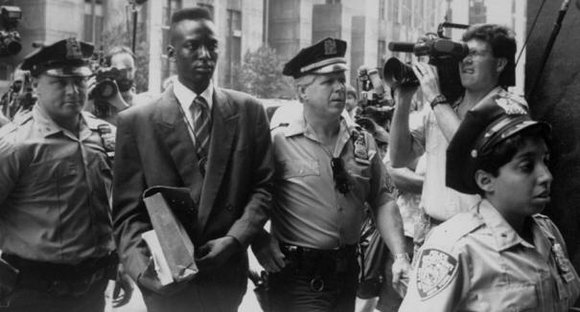 "At the beginning of ""The Central Park Five,"" a new documentary film by Ken Burns,..."