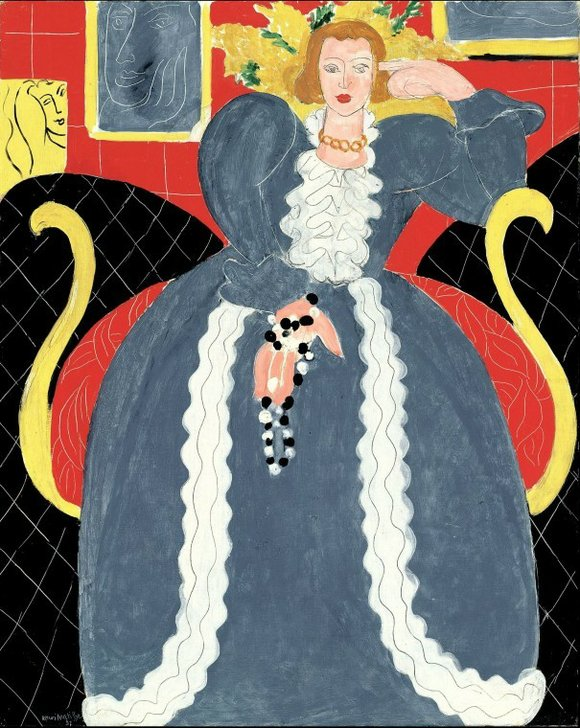 Henri Matisse (1869-1954) was one of the most acclaimed artists working in France during the...