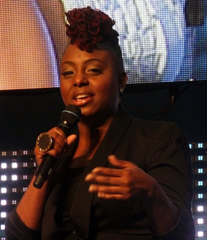 "On her last project, the twice-Grammy-nominated album ""Turn Me Loose,"" Ledisi Young queried, what can..."