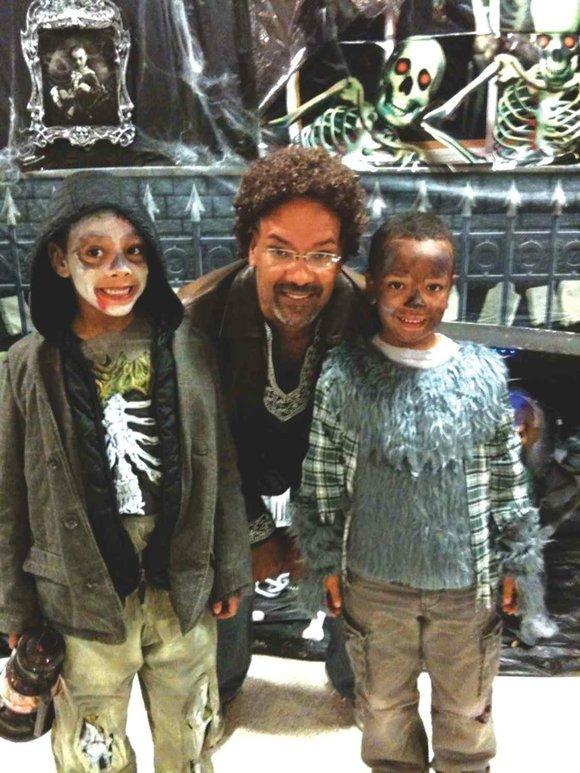 IN HARLEM October 29 Third annual Mount Morris Park Halloween Extravaganza, Day 1: 1 p.m....